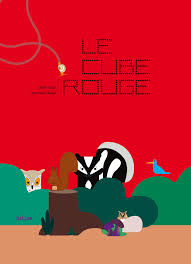 cube rouge